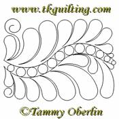 Digitized & Printed Quilting Designs - Statler Stitcher ... & 2507 Bellas Feather Border 7 Adamdwight.com