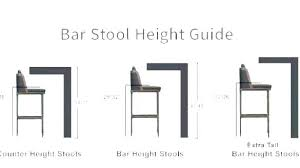 standard bar counter height. Bar Stool Height Tables Marvelous Standard Table And Counter