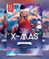 20 Free Christmas Party Flyer Templates Of 2018 Ginva