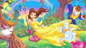 Disney Princess HD Cartoon Wallpapers ...