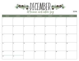 December Calendar Blank December 2018 Calendar Blank December 2018 Calendar Calendar