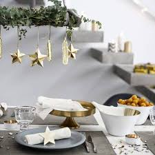 Table de Noël : 22 Idées de Décoration de Table de Noël (2019)