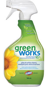 the green works green works cleaners all the power none of the harsh chemical