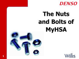 1 1 the nuts and bolts of myhsa