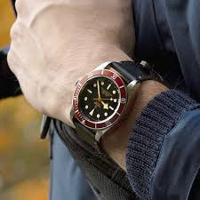 TUDOR <b>Black</b> Bay Watches | Swiss Watch Quality