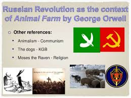 the russian revolution and animal farm essay argumentative essay  animal farm what orwell really meant by george orwell the