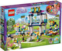 Nơi bán Đồ chơi lắp ráp Lego Friends 41338 - Trung tâm thể dục thể thao của  Stephanie giá rẻ nhất tháng 06/2021