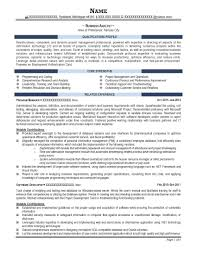Systems Analyst Resume Sample Example Myacereporter Com