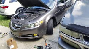 2013 Acura Ilx Fog Light Replacement How To Replace Acura Tl Fog Lights In Under 5 Minutes