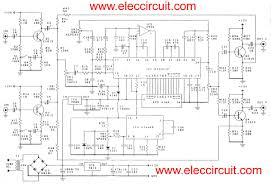 super digital echo stereo mixer circuit projects mixer wiring diagram super stereo digital echo circuit