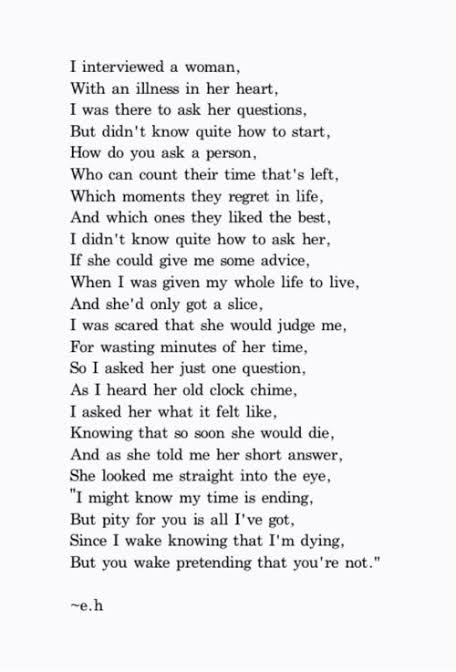 poems about myself that rhymes