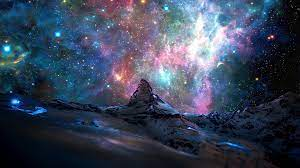 Space And Nebula Colorful Wallpaper ...