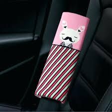 batman car seat covers 1 pair cartoon car seat belt cover batman superman auto shoulder protection padding winter plush car s