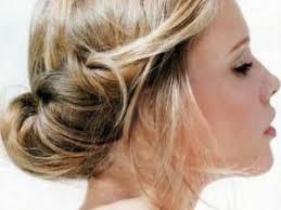 Coiffure Femme Cheveux Mi Long Pour Mariage Par Madame Tata