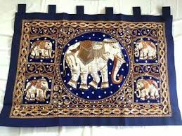 tapestries elephant wall hanging tapestry