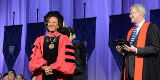 TEDWomen update: Wellesley inaugurates Dr. Paula Johnson   TED Blog