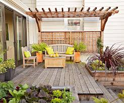 40 Simple Solutions For SmallSpace Landscapes Better Homes Gardens Magnificent Garden Ideas And Outdoor Living Magazine Minimalist