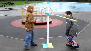 Wooden Limbo Game Limbo Hop Playground Fun YouTube 87