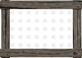 old dark wood horizontal frame vector artwork royalty free file borders and frames sharp zoom large for gold family antique wedding square wall
