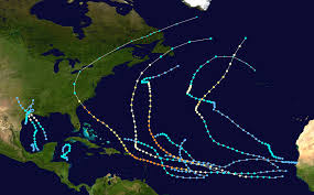 1989 Atlantic Hurricane Season Wikipedia
