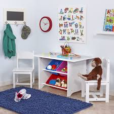 Table Set For Kids Riverridge Kids Kids 3 Piece Table And Chair Set Reviews Wayfair