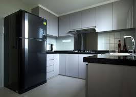 apartment kitchens designs. Nice Grey Nuance Of The Modern Apartment Kitchen Design Can Be Decor With Ceramics Kitchens Designs