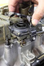 Tuning A Vacuum Secondary Of A Holley Carb Racingjunk News