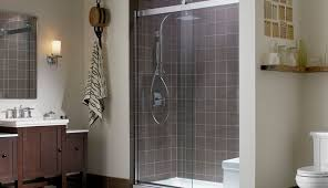 semi ing frameless dreamline shower door screen tub outstanding doors kohler sliding folding home hinged glass