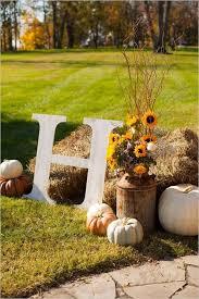 Fall Wedding Ideas  Uniquely Yours Wedding InvitationBackyard Fall Wedding