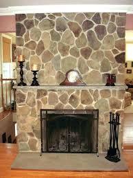 fireplace reface stone brick fireplace reface stone veneer over painted brick fireplace