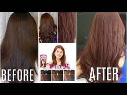 Liese Color Chart Kao Liese Hair Dye Step By Step Tutorial Product Review