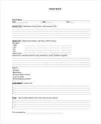 Case Management Notes Examples Image Collections - Example Cover ...