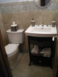 Half Bathroom Vanity Bathroom Open Shelving Ideas Delightful Open Kitchen Shelving