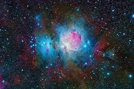 Nebula Space Galaxy Colorful 4k, HD ...