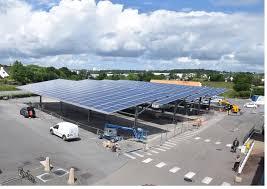 Concarneau : l'Intermarché bientôt équipé de panneaux solaires - IMMO  MOUSQUETAIRES