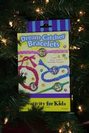 Dream Catcher Bracelet Amazon Play and Learn Stocking Stuffer Guide 100 Mommy University 98