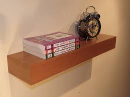 36 long american cherry wood floating shelf wall shelves custom wood design s