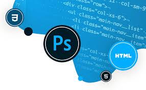 PSD zu HTML Konvertierung