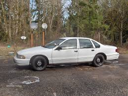 1995 Chevrolet Caprice - Information and photos - MOMENTcar