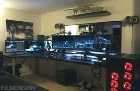 cool bedrooms for gamers. Gaming Bedroom Ideas Cool Desks For Bedrooms . Gamers