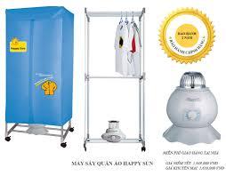 Máy sấy quần áo tủ vuông 2 tầng thế hệ mới 2015, tủ sấy quần áo happy sun  HF802 - ID1520993 - Máy