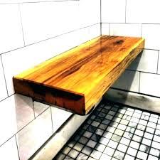 freesting room wooden bath shelf wood bathtub tub