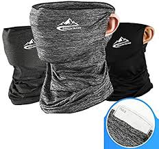 REXCHI Melt Blown Cloth Filter Sports mask Ice Silk ... - Amazon.com