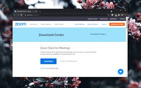 Some of the main features setting the zoom app apart from other video conferencing and online. How To Install The Zoom Meeting App