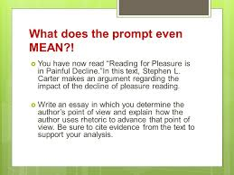 essay on pleasure of reading essay questions for independent reading essay questions for independent reading immigration essay introduction rogerian essay topics