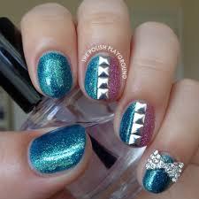 10pcs Silver Bowknot Shape 3D Crystal Charms Nail Art Acrylic UV ...