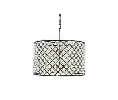 drum chandelier with crystals crystal drum chandelier white drum chandelier with crystals