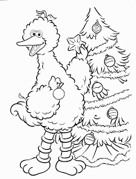 Sesame Street Coloring Pages Elmo The Beach Book Wild Kingdom Chance