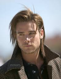 Long Man Hair Style Semi Long Mens Hairstyle For Layered Hair Latest Hairstyles For 3520 by wearticles.com