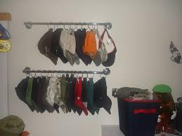 cap/hat storage | Decorating ideas | Pinterest